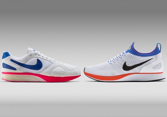 Nike Officially Introduces The Air Zoom Mariah Flyknit