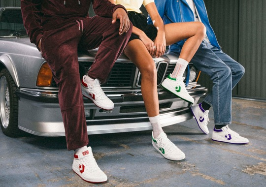 Once Worn By Michael Jordan, The Converse Fastbreak Is Back This Summer