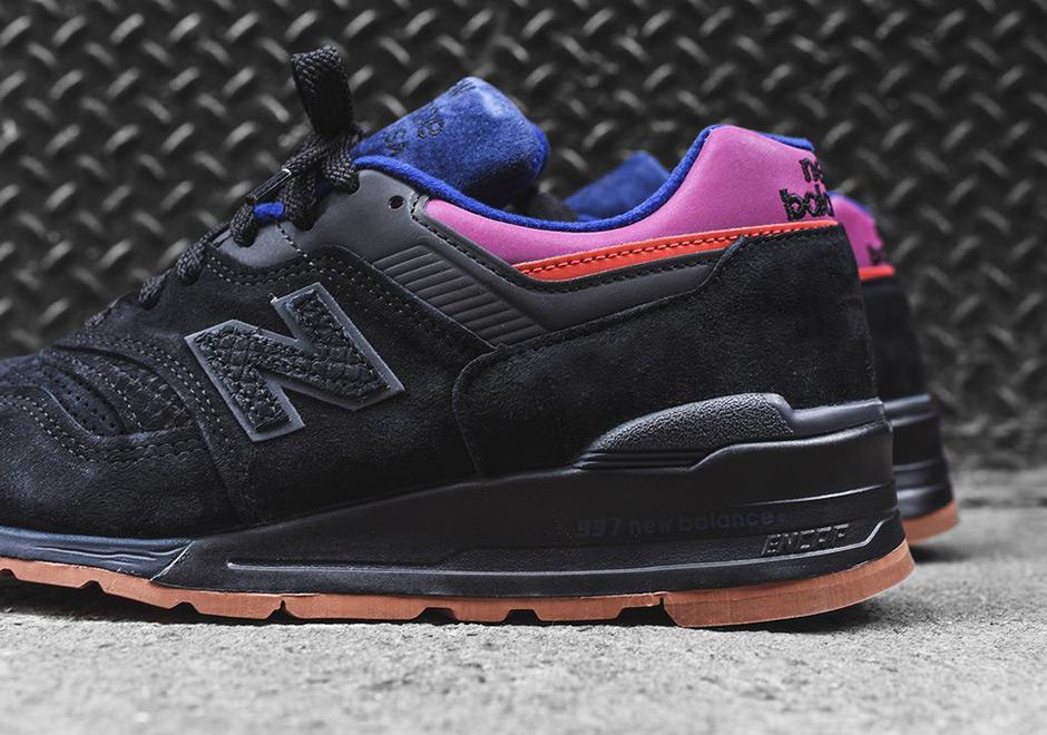 Nuevo Equilibrio 997 Negro bFd5L