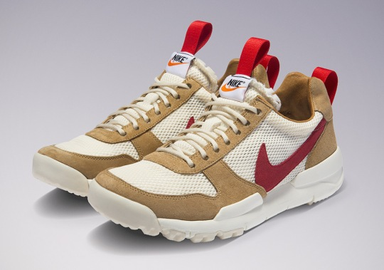 The Tom Sachs x Nike Mars Yard 2.0 Has A Global Release Date