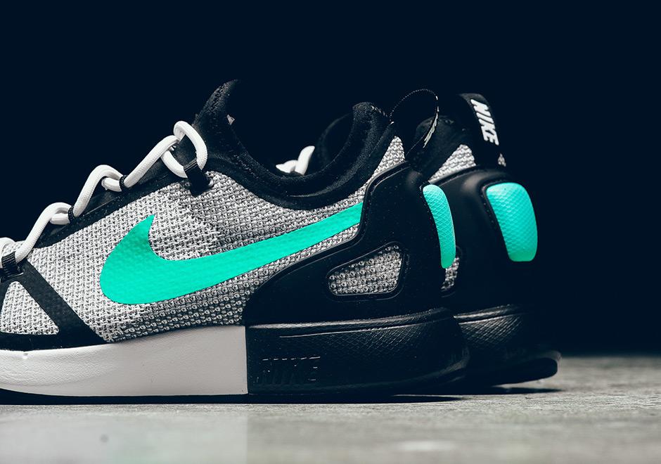 Nike Duel Racer Menta Green White Black 918228-101  7ad8eba1a