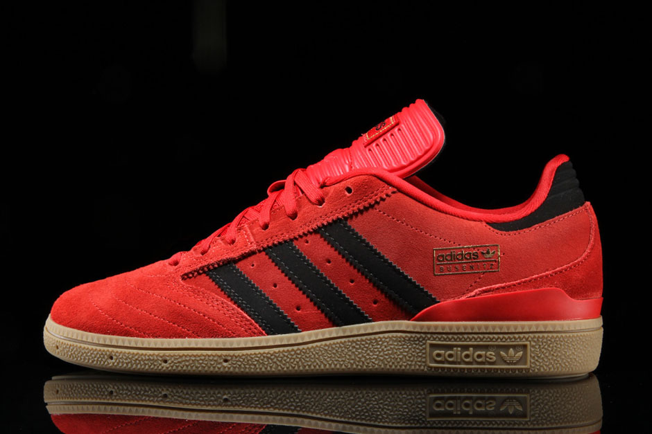 save off c54a4 a204e adidas Busenitz Release Date June 28th, 2017. AVAILABLE FROM Premier 60.  Color ScarletCore Black-Gum Light Brown
