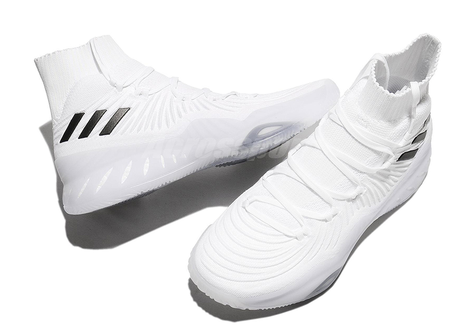 info for b5046 4951c Check out more detailed shots below and stay tuned for what could be one of  the best performance basketball models of next year. adidas Crazy Explosive  ...