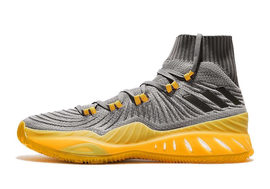 Adidas Gal Eksplosiv Primeknit 2017 Svart Menns Basketball Skoen KesWsq