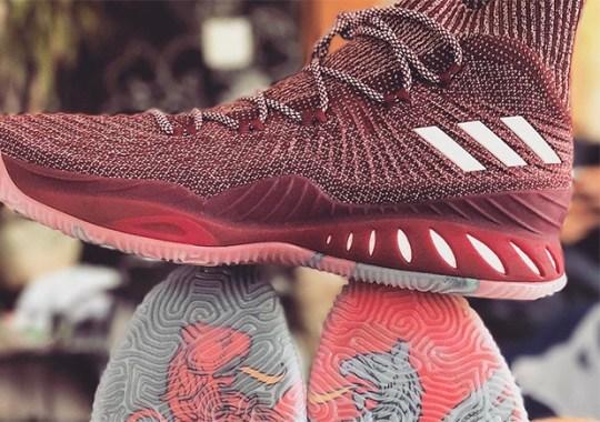 Kristaps Porzingis Reveals adidas Crazy Explosive Made For Latvia