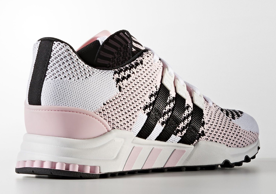 Black EQT Lifestyle Primeknit Shoes adidas US