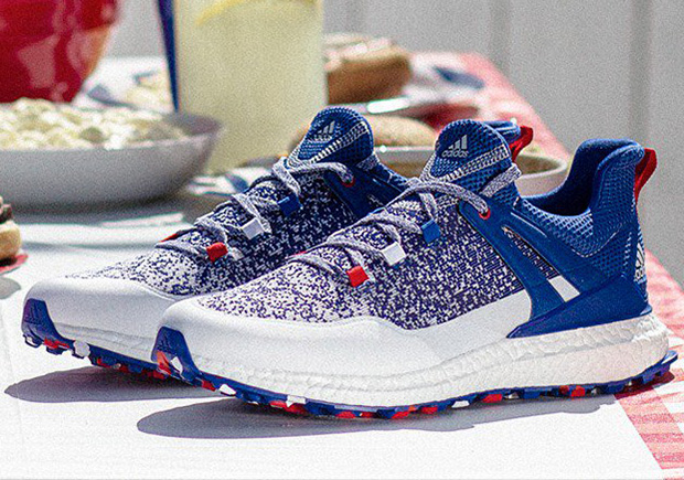 Adidas Golf Releases Us Open Themed Ultra Boosts Sneakernews Com
