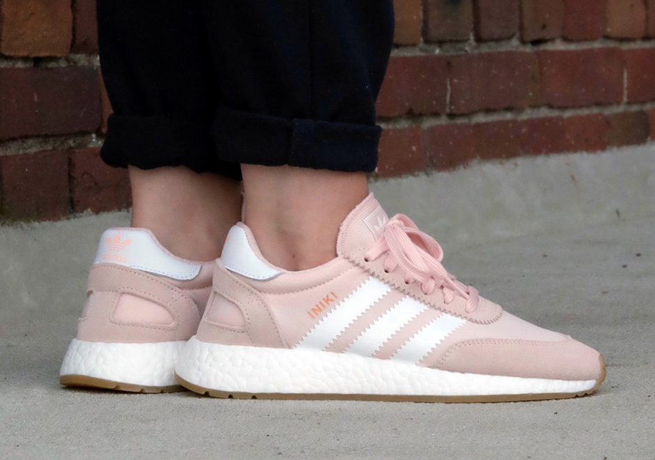 adidas Iniki Boost Pink Gum BY9094