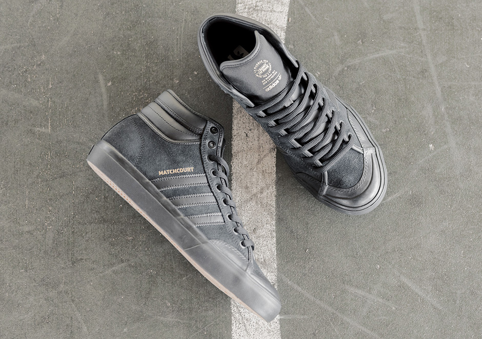 adidas Matchcourt High RX2 Top Ten Release Date  b48774e42
