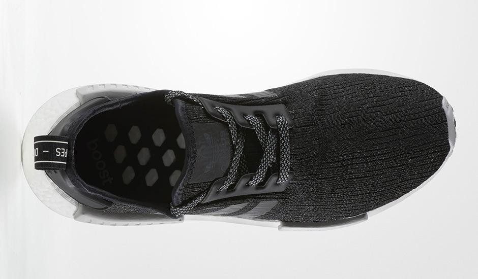 Adidas Nmd R1 Kjerne Sort Grå Rød 3h4Pu