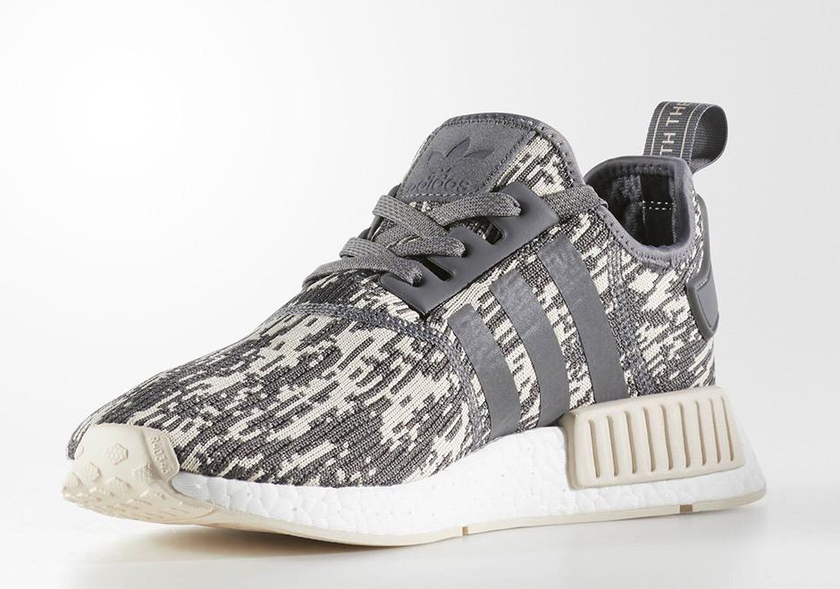 adidas nmd r1 grey four adidas mens shoes size 15