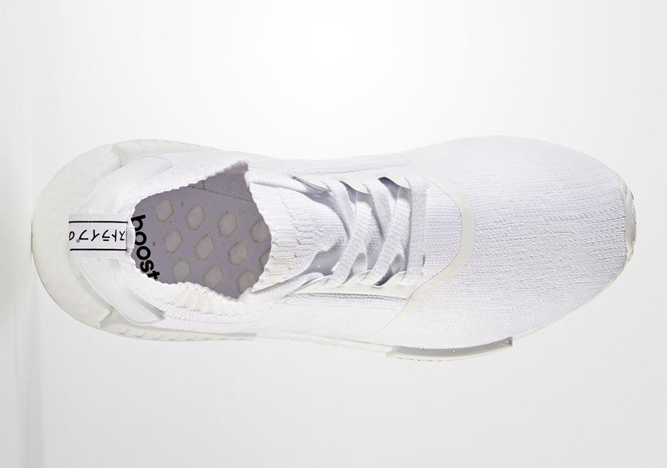 Blanc Adidas Nmd R1 FiBz28H