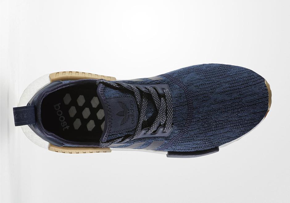 hot sale online 3260a 6c53b adidas NMD R1 Legion Ink CQ0859 | SneakerNews.com