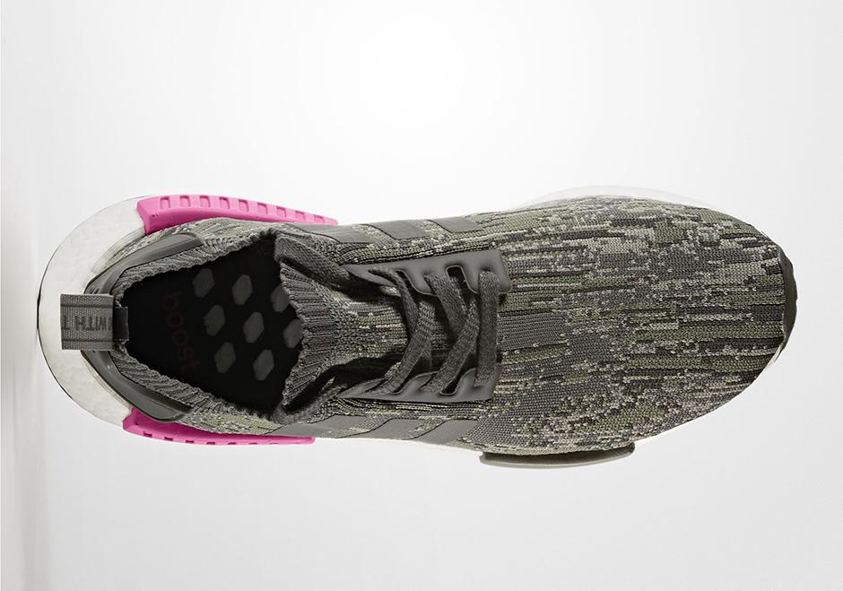 adidas NMD Utility Grey Camo BZ0222 Release Info | Shoes