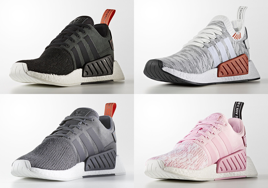 low priced d38aa eaa8d adidas NMD R2 July 13th Colorways | SneakerNews.com