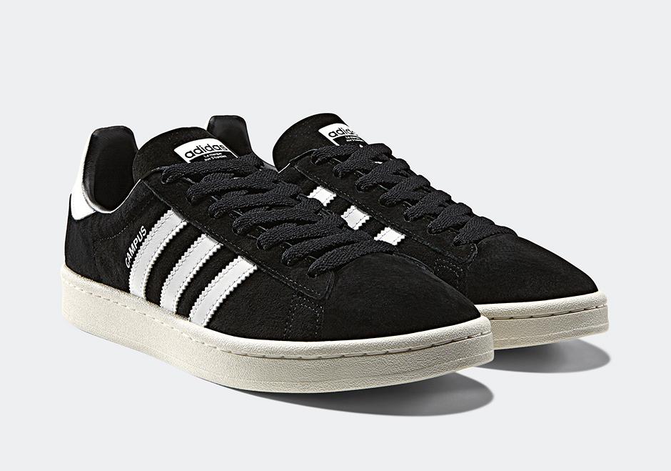Adidas Campus zwart