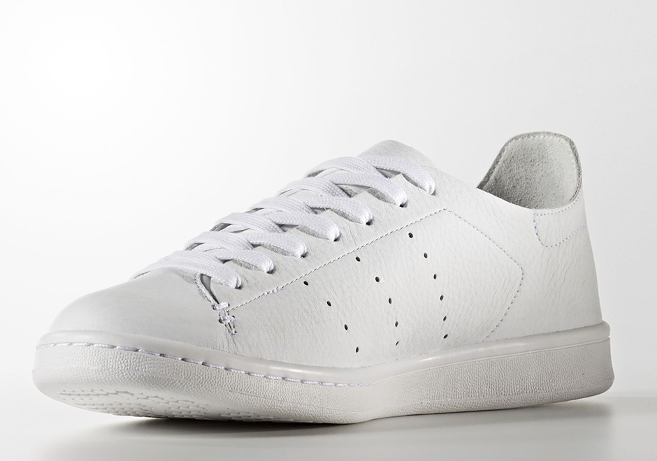 leather sock stan smith adidas