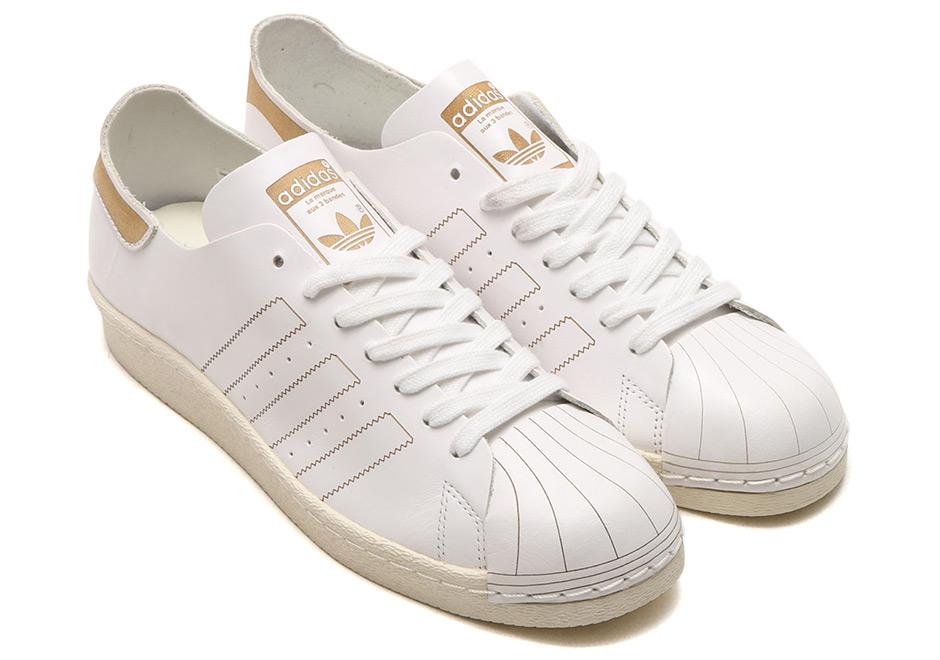 77289a590b19 adidas Superstar 80s Decon Black White