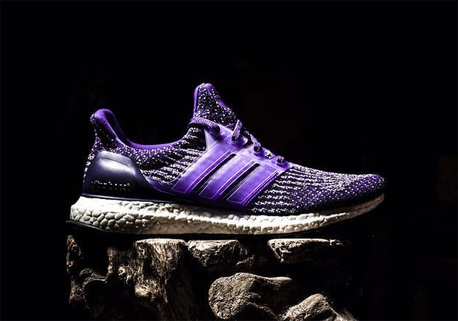 "e08523aae45b Remember that adidas Ultra Boost 3.0 ""Royal Purple"" sample previewed all  the way back in December  If you don t let us happily re-introduce the  fresh Ultra ..."