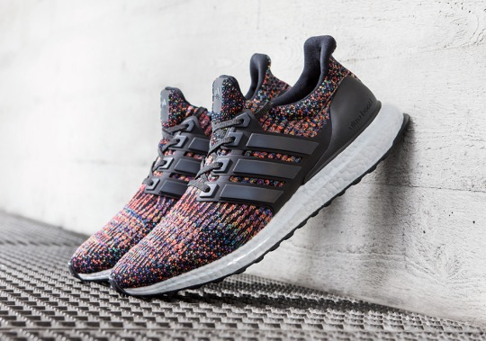 "adidas Clears Up Official Release Date Info For The Ultra Boost 3.0 ""Multi-Color"""