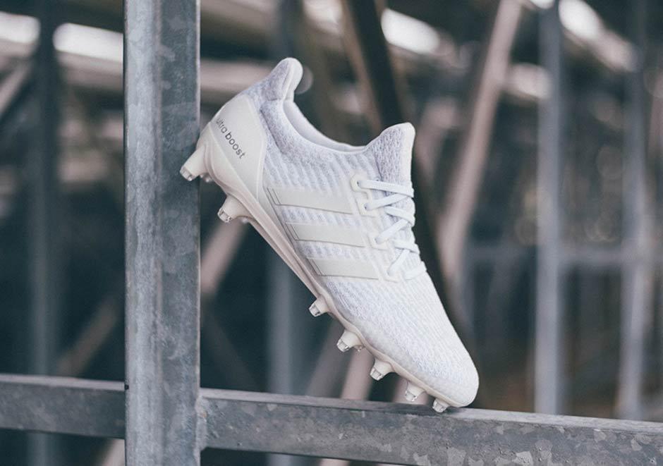 0f7915c83e8 adidas Ultra Boost Cleats White CG4814