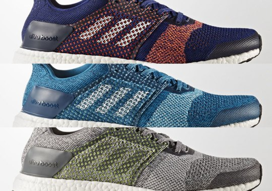 The adidas Ultra Boost ST Returns This Month In Three Colorways