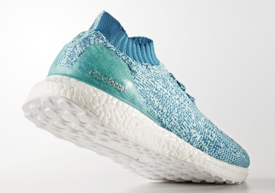 Clear Heels To Debut On The adidas Ultra Boost Uncaged