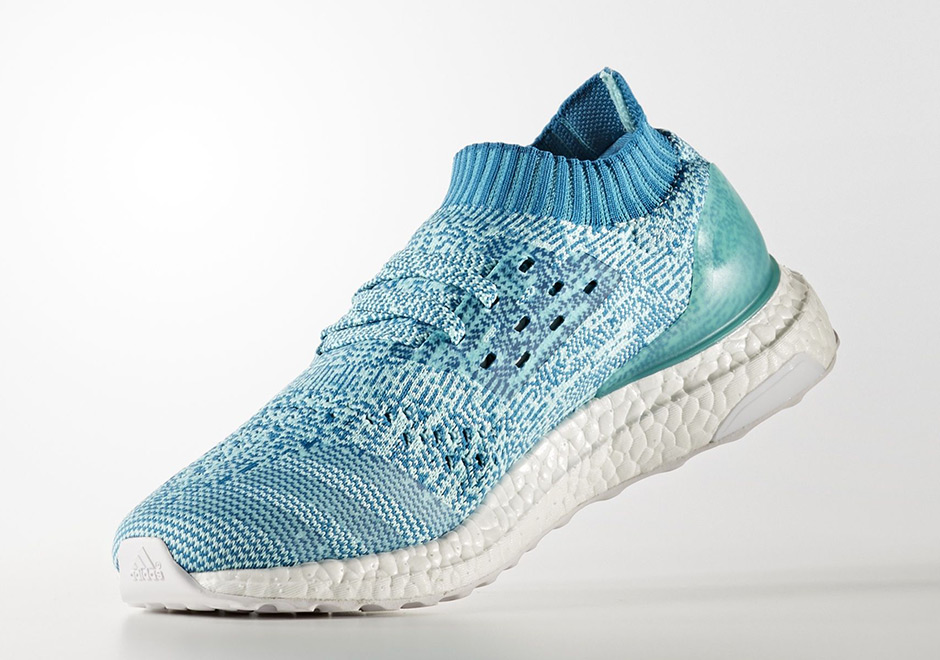 "adidas WMNS Ultra Boost 3.0 ""Energy Aqua"" AVAILABLE AT adidas $180. Color: Energy  Aqua/Mystery Petrol/Footwear White"