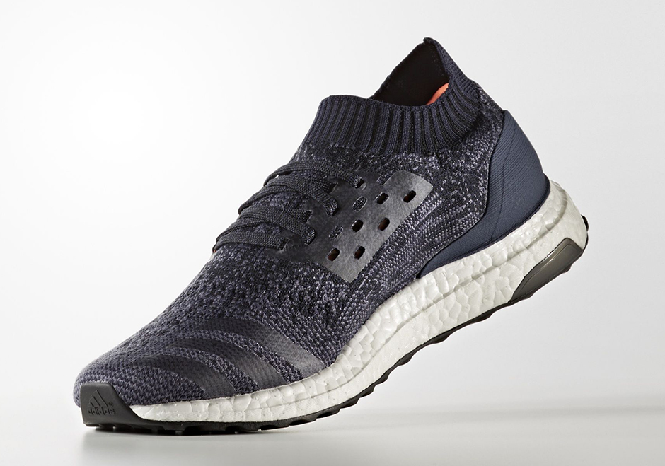 best sneakers c5dd8 7a64e adidas Ultra Boost Uncaged Blue Black BY2566 | SneakerNews.com