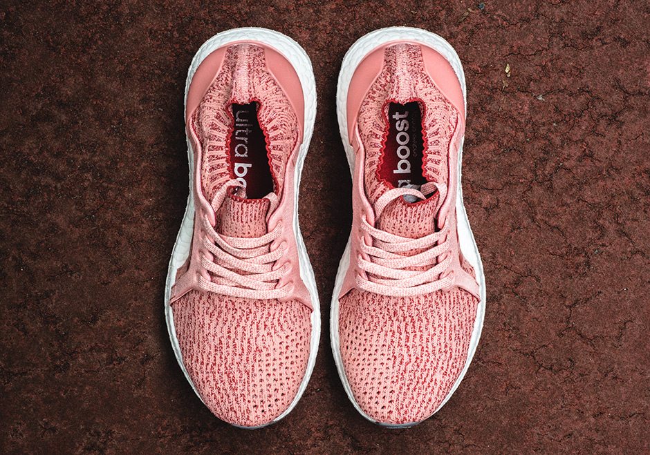 Wmns Ultra Boost X Trace Pink Adidas BB3436