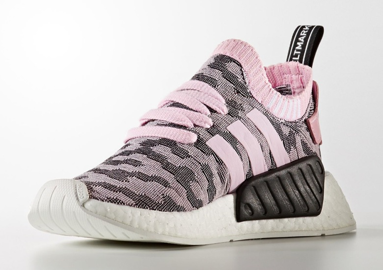 24f7140a5afdc New Primeknit Pattern To Debut On adidas NMD R2 For Women