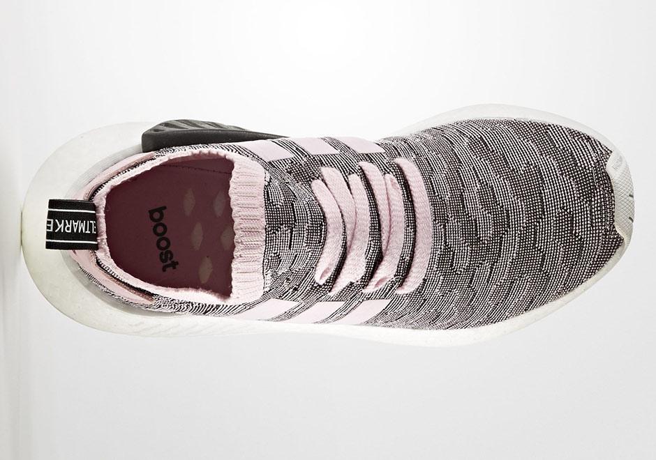 Primeknit Para Mujer Adidas Originals Nmd R2 Xi1O9ExAeB