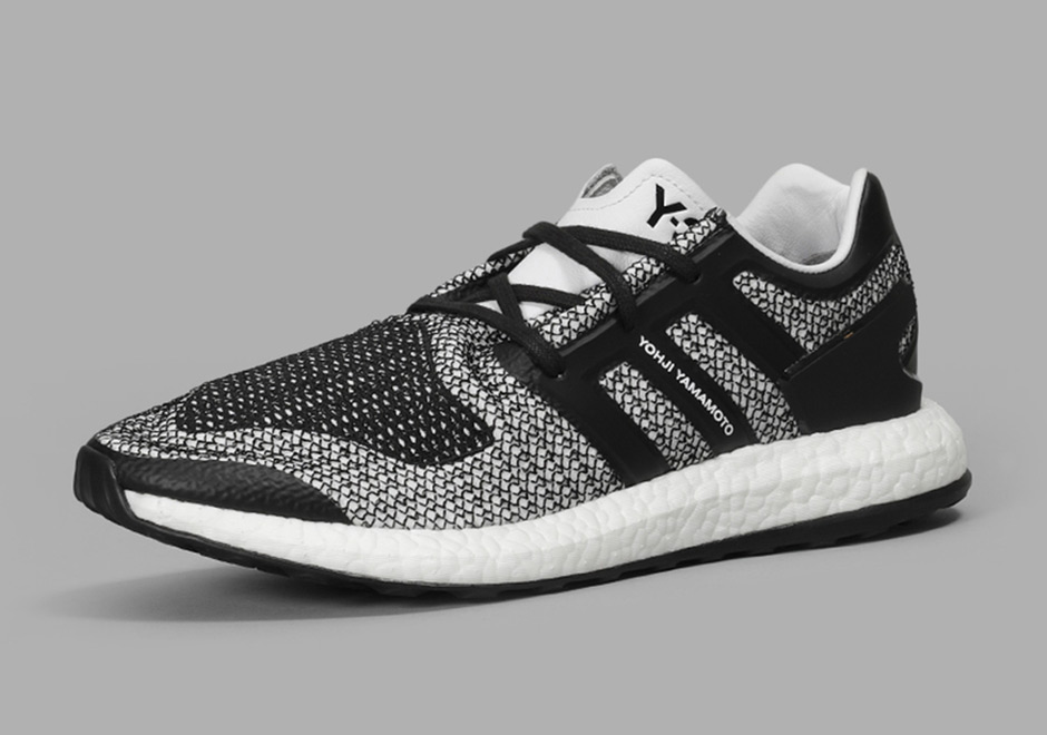 Always a tasty colorway option the oreo look arrives this fall on the adidas y 3 pure boost yohji yamamotos stylish interpretation of the adidas boost