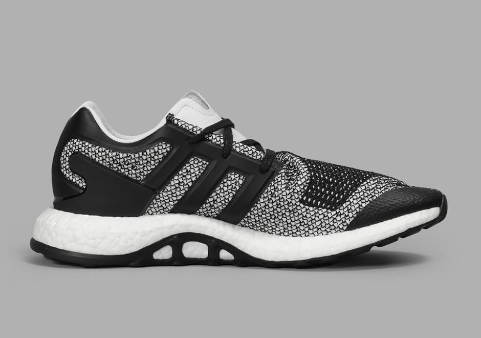 a9c5540d20a5f adidas Y-3 Pure Boost Black White CP9888