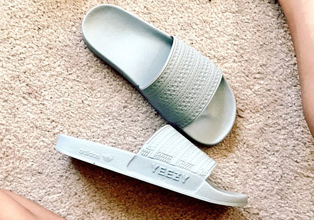 a2ff3d6944b4c adidas Yeezy adilette Slippers | SneakerNews.com