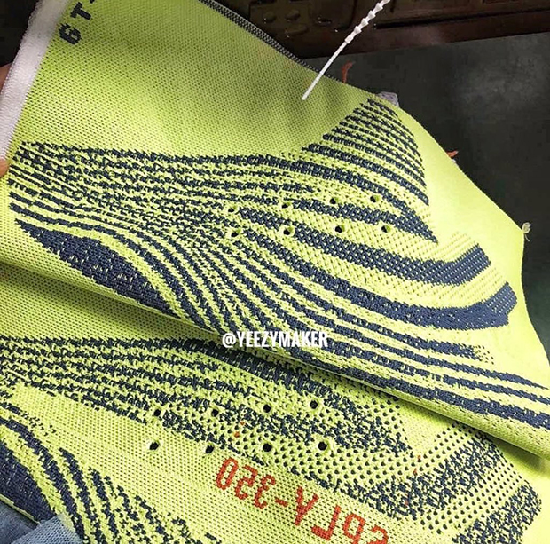 684735ac8 Yeezy Mafia s original rendering of the adidas Yeezy Boost 350 V2 Semi  Frozen Yellow
