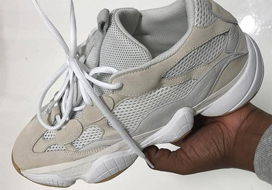 Ibn Jasper Leaks New adidas Yeezy Running Shoe