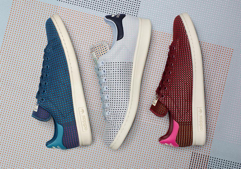 adidas Collabs With European Textile Brand Kvadrat For Premium Stan Smiths