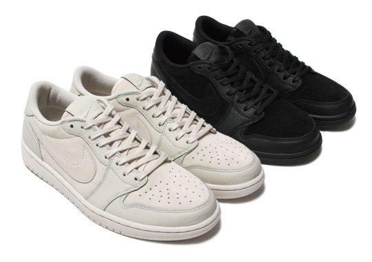 Jordan Brand To Release Premium Versions Of The Air Jordan 1 Low OG