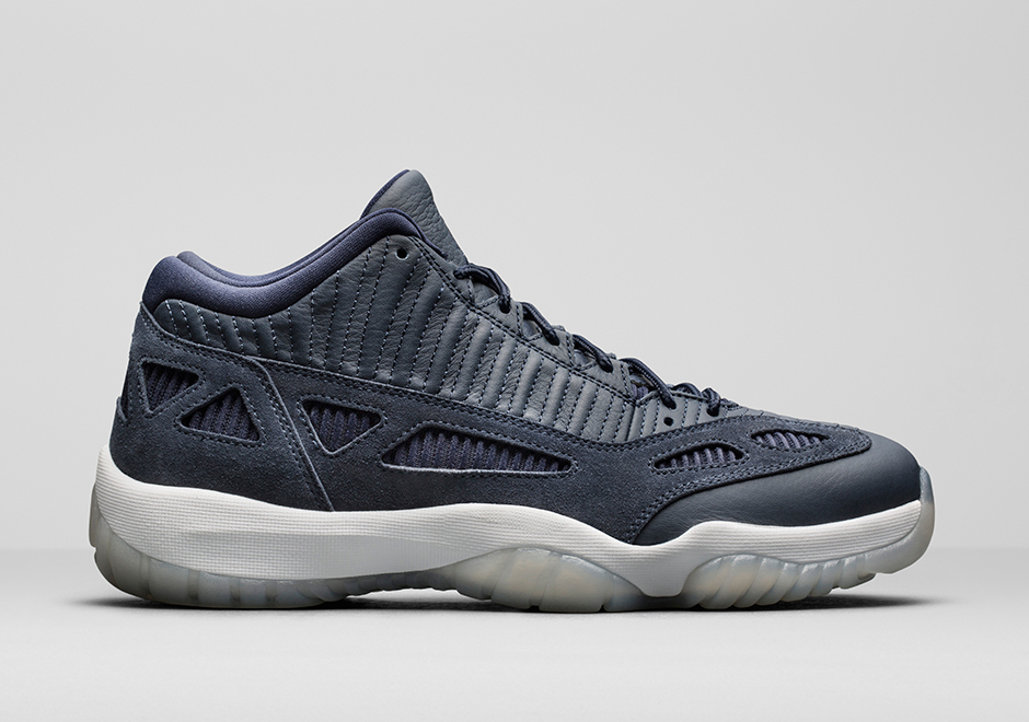 "7ca95955f86d Air Jordan 11 Low IE ""Midnight Navy"" Release Date  July 29th"