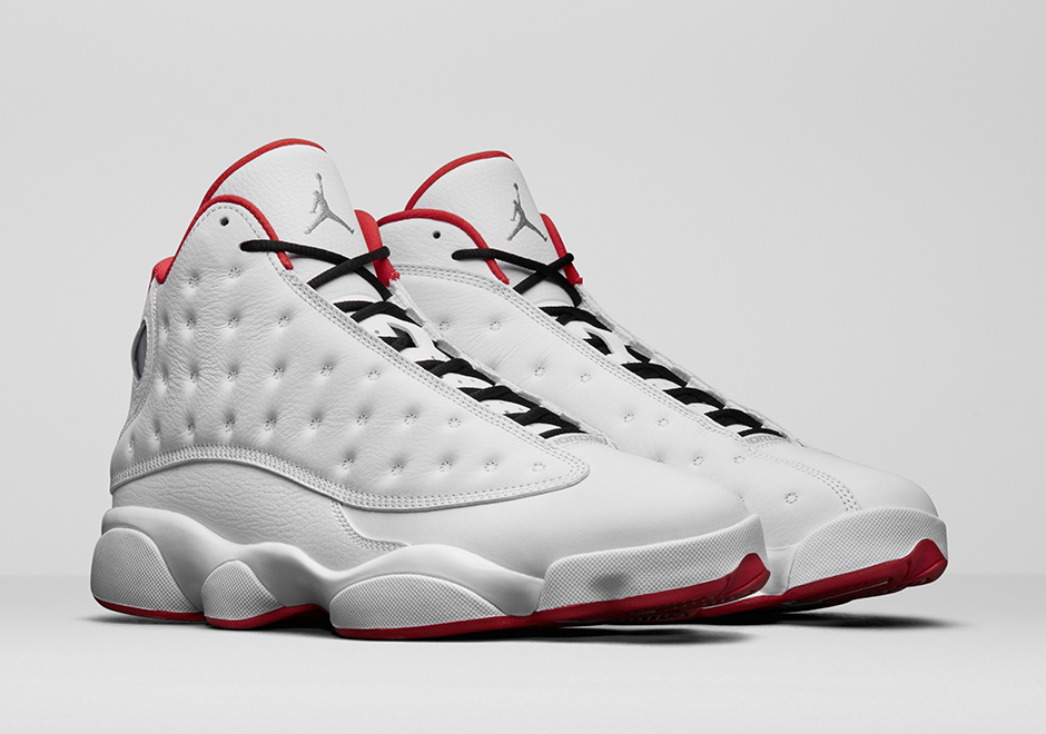 official photos dfed3 57835 Air Jordan 13 History Of Flight Release Info 414571-103 ...
