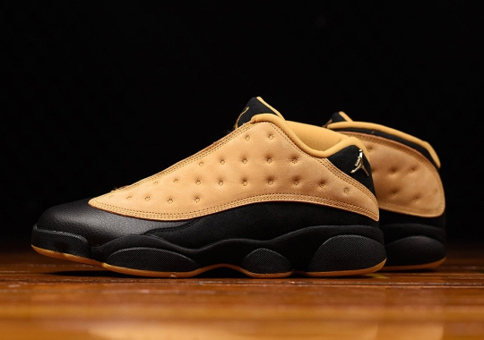 "Where To Buy The Air Jordan 13 Low ""Chutney"""