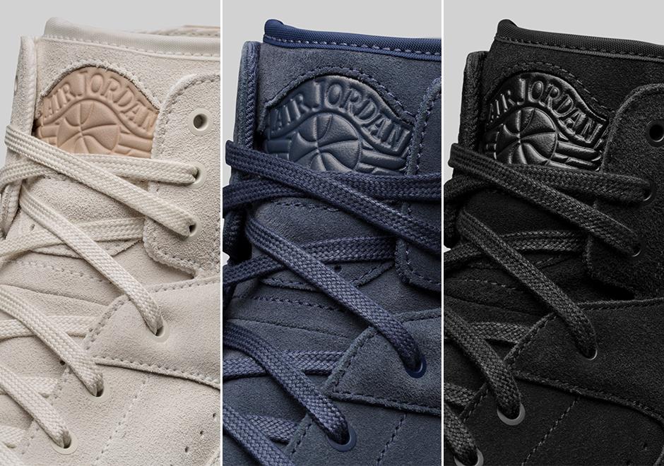 affdc8a747e Air Jordan 2 Decon Fall 2017 Collection | SneakerNews.com