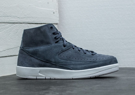 "Air Jordan 2 Decon ""Thunder Blue"" Releases In July"