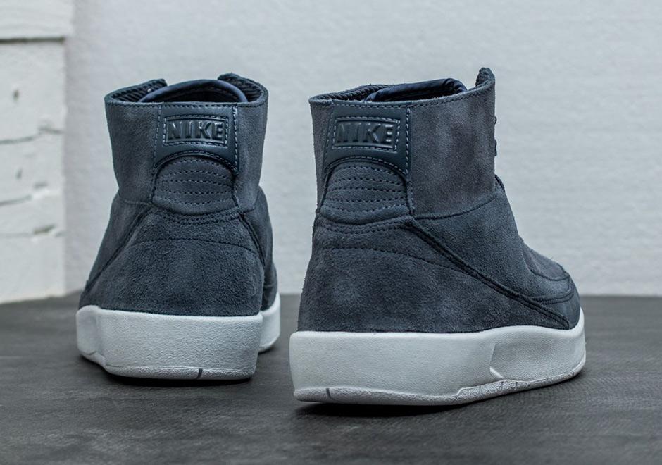 huge discount 4b86c a228d Air Jordan 2 Decon Thunder Blue 897521-402   SneakerNews.com