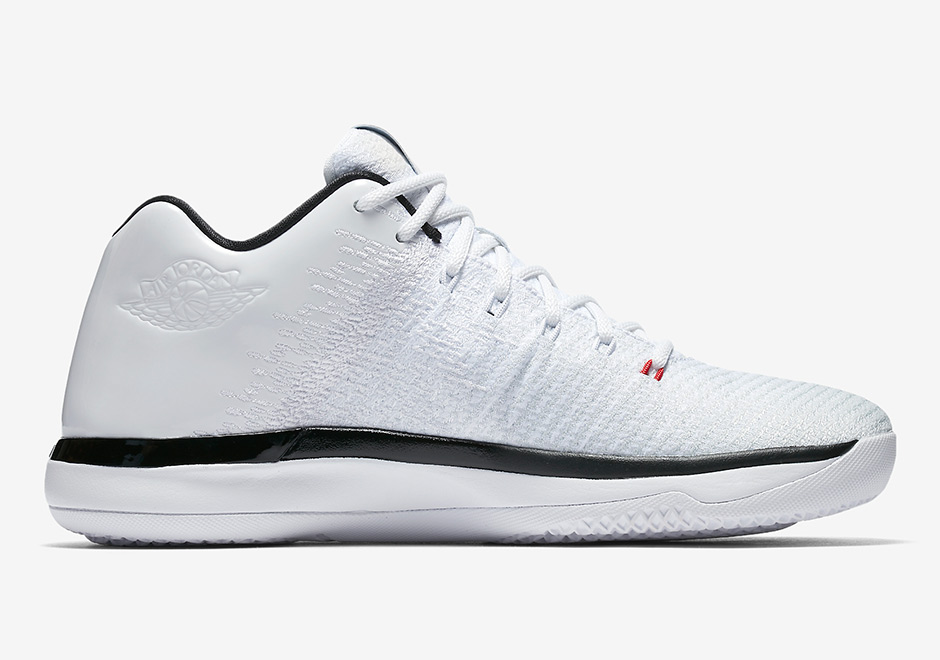 "098594e337d Air Jordan 31 Low ""Chicago Bulls"" Release Date: June 30th, 2017 $160.  Color: White/University Red-Black Style Code: 897564-101. Advertisement"
