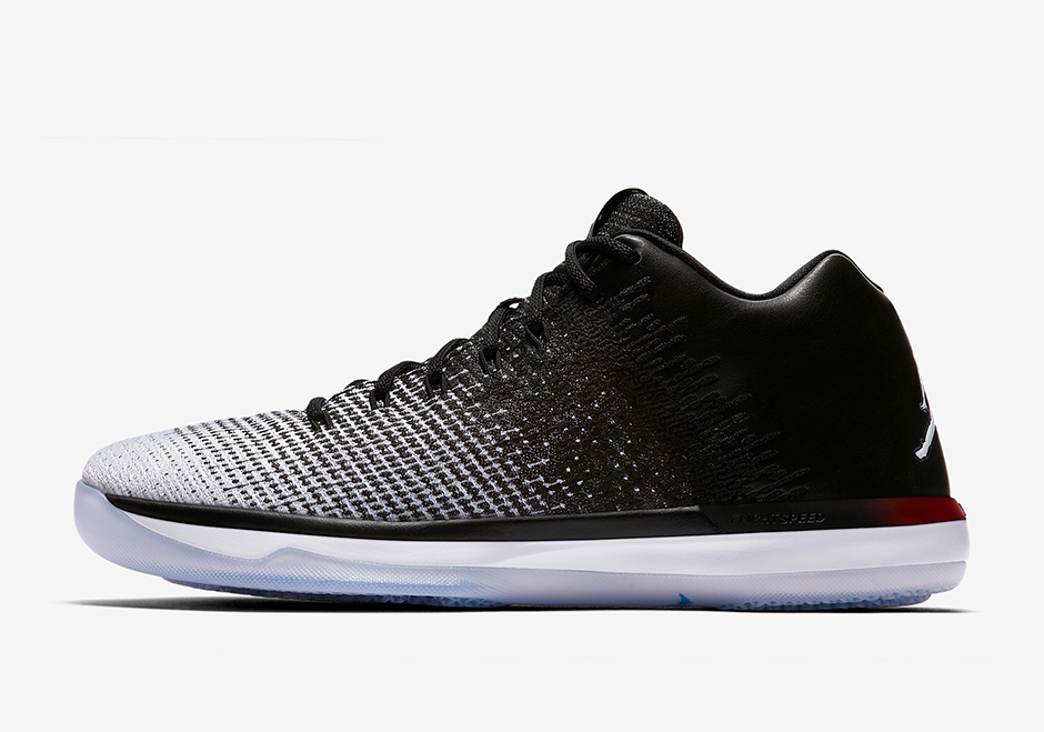 "sale retailer d5546 30574 Air Jordan 31 Low ""Quai 54"" Europe Release Date  July 1st, 2017. US Release  Date  July 15th, 2017  160. Color  Black White-University Red-Game Royal"