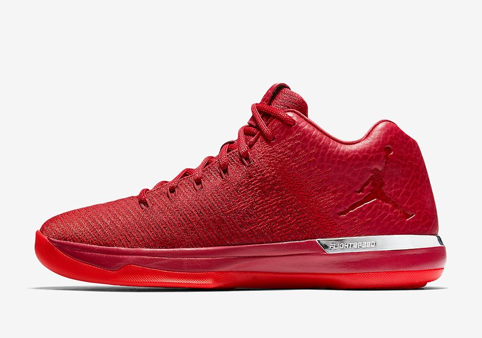 Shoes Jordan Color Red
