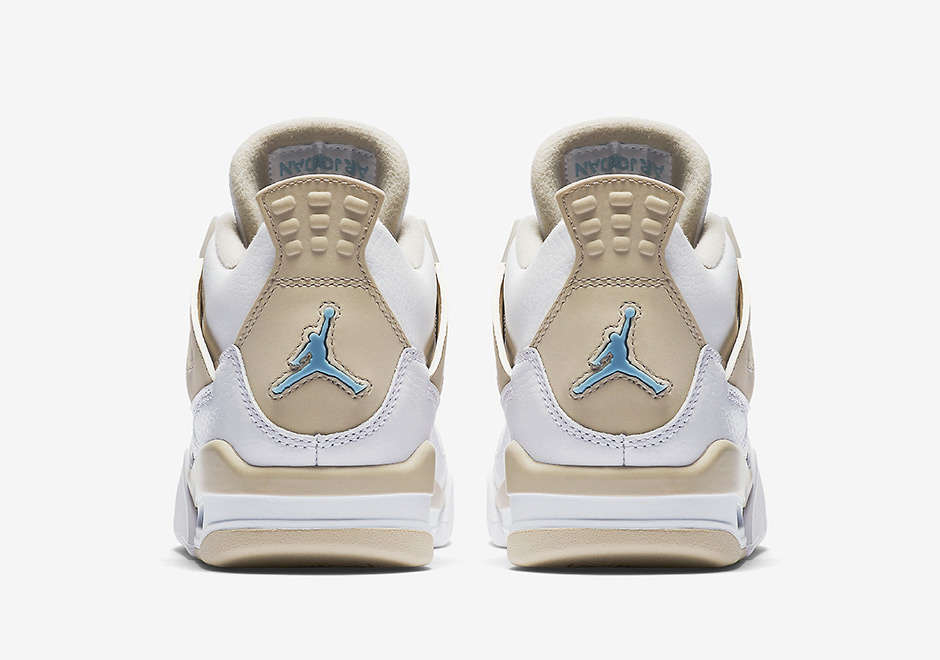 "a16ab6ff1f36de Air Jordan 4 GS ""Linen"" Release Date  June 10th"