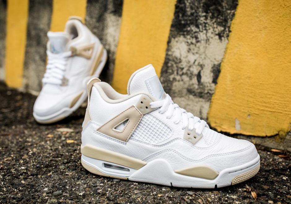 low priced c7890 77688 Where To Buy Air Jordan 4 Linen 487724-118 | SneakerNews.com